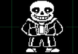 Undertale Sans Pacifist Fanmade Battle